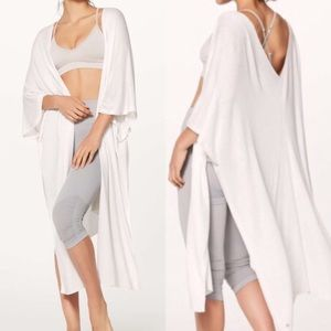 lululemon Taryn Toomey Collection Meditation Cloak